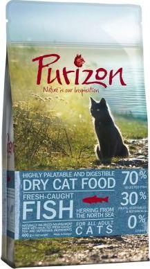 Purizon Adult ryba - bezobilninové - 400 g