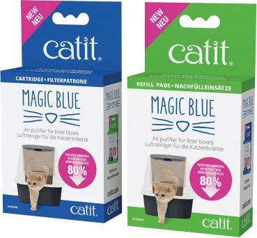 Catit Magic Blue - Náplň na 3 měsíce
