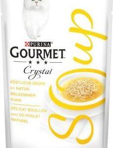 Gourmet Soup 8 x 40 g - Kuřecí