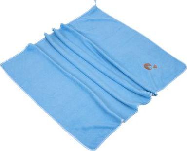 zoolove ručník z mikrovlákna Turbo-Dry - d 100 x š 70 cm světle modrý